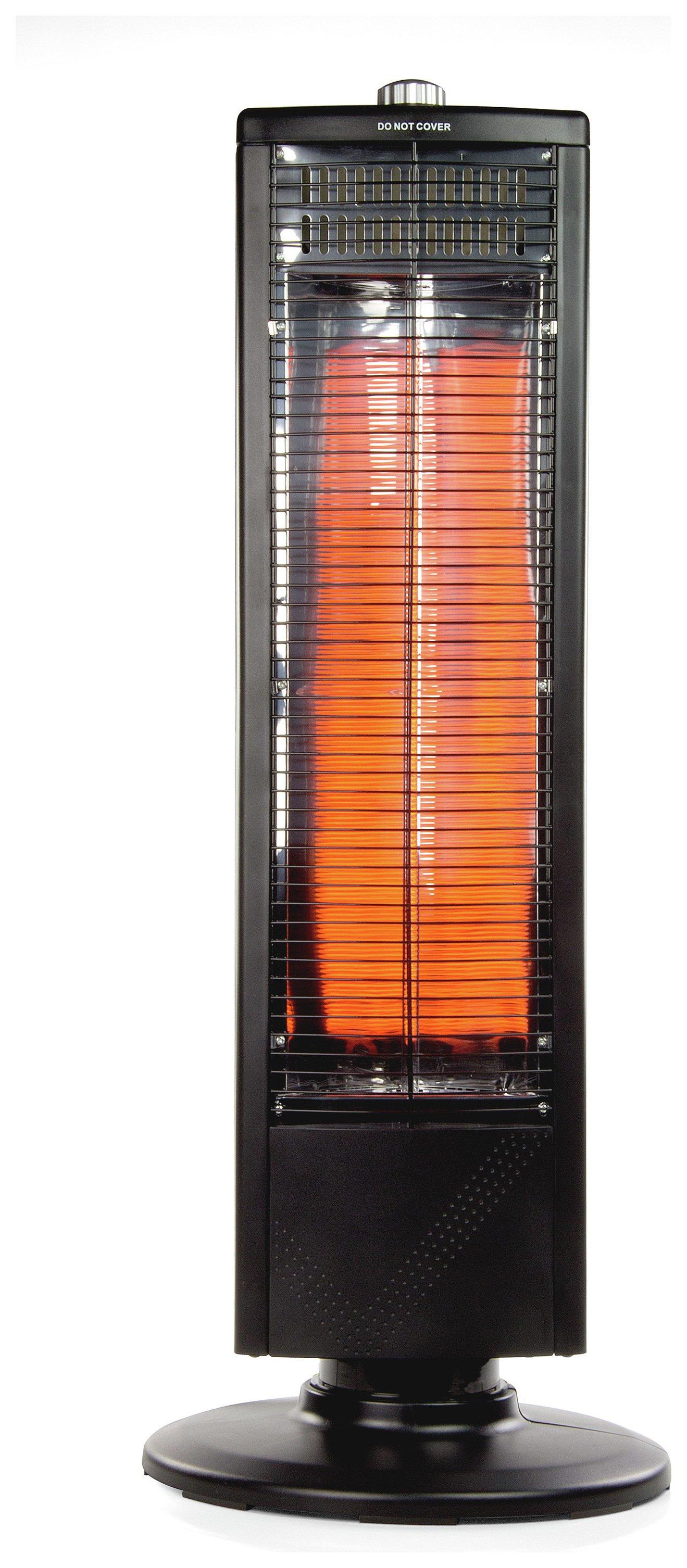 Challenge 1kW Carbon Heater