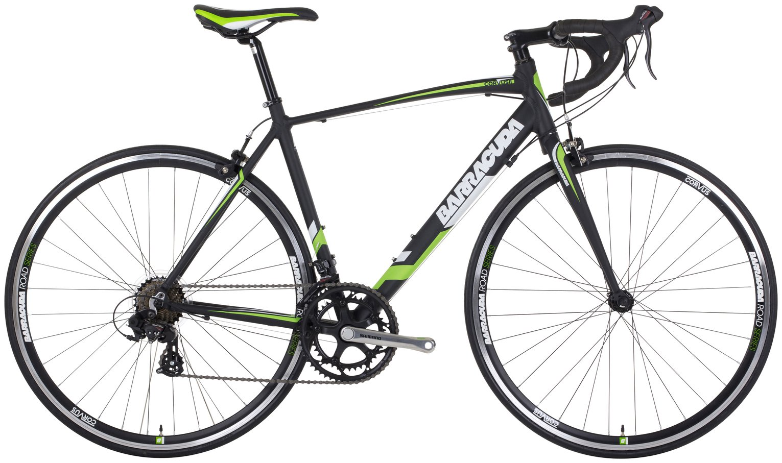 Image of Barracuda Corvus II 21 Inch Road Bike - Unisex