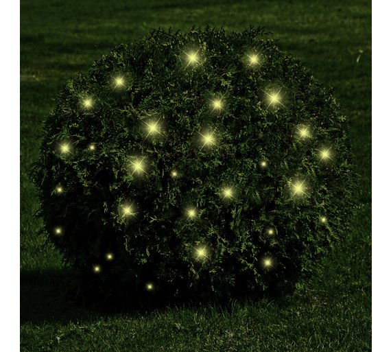 Buy Gardenkraft 100 Warm White LED String Lights at Argos.co.uk - Your Online Shop for Solar ...