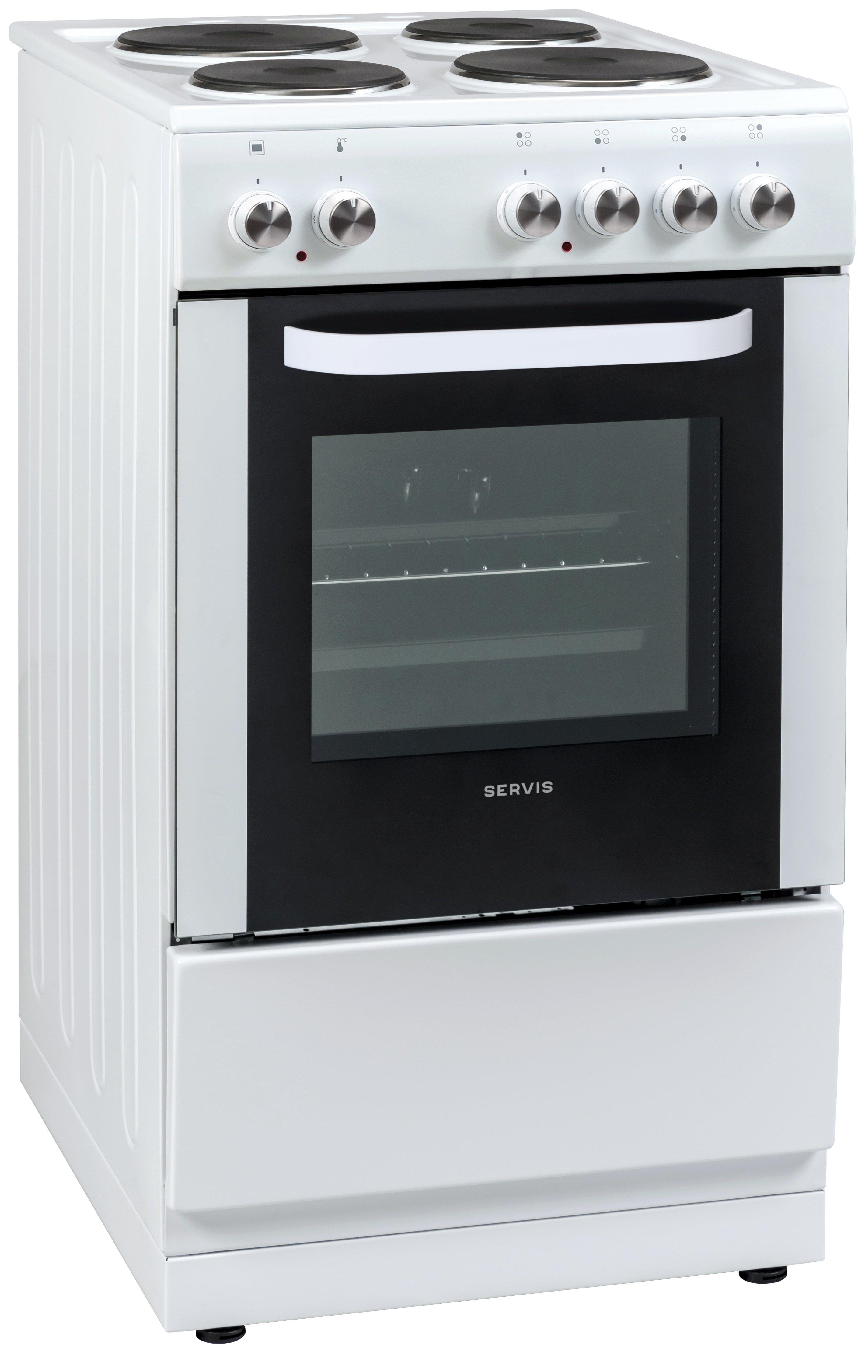 servis sse50w electric cooker review. Black Bedroom Furniture Sets. Home Design Ideas