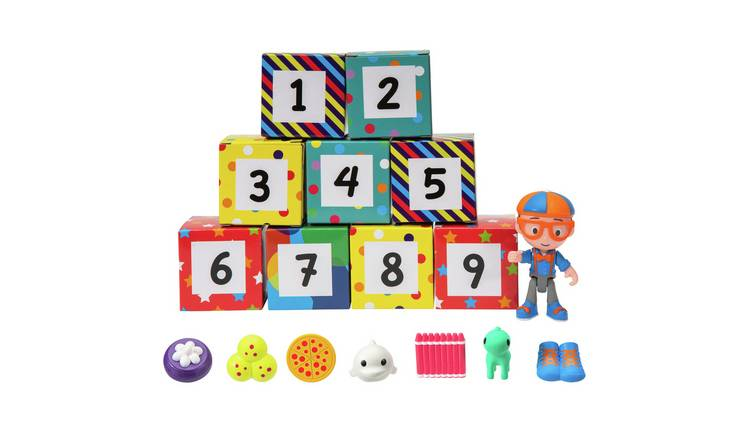 Blippi Deluxe Surprise Box Assortment