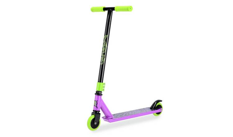 Xoo Stunt Scooter - Toxic Purple