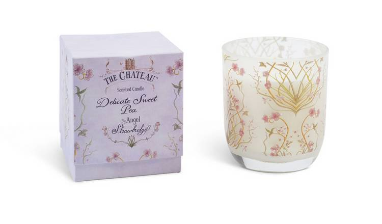 Angel Strawbridge Delicate Sweet Pea Boxed Candle