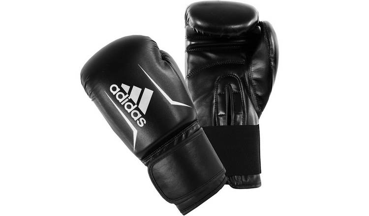 Adidas Speed 50 14oz Boxing Glove - Black and Gold