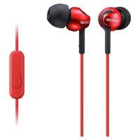 Sony - MDREX110AP In Ear Headphones - Red
