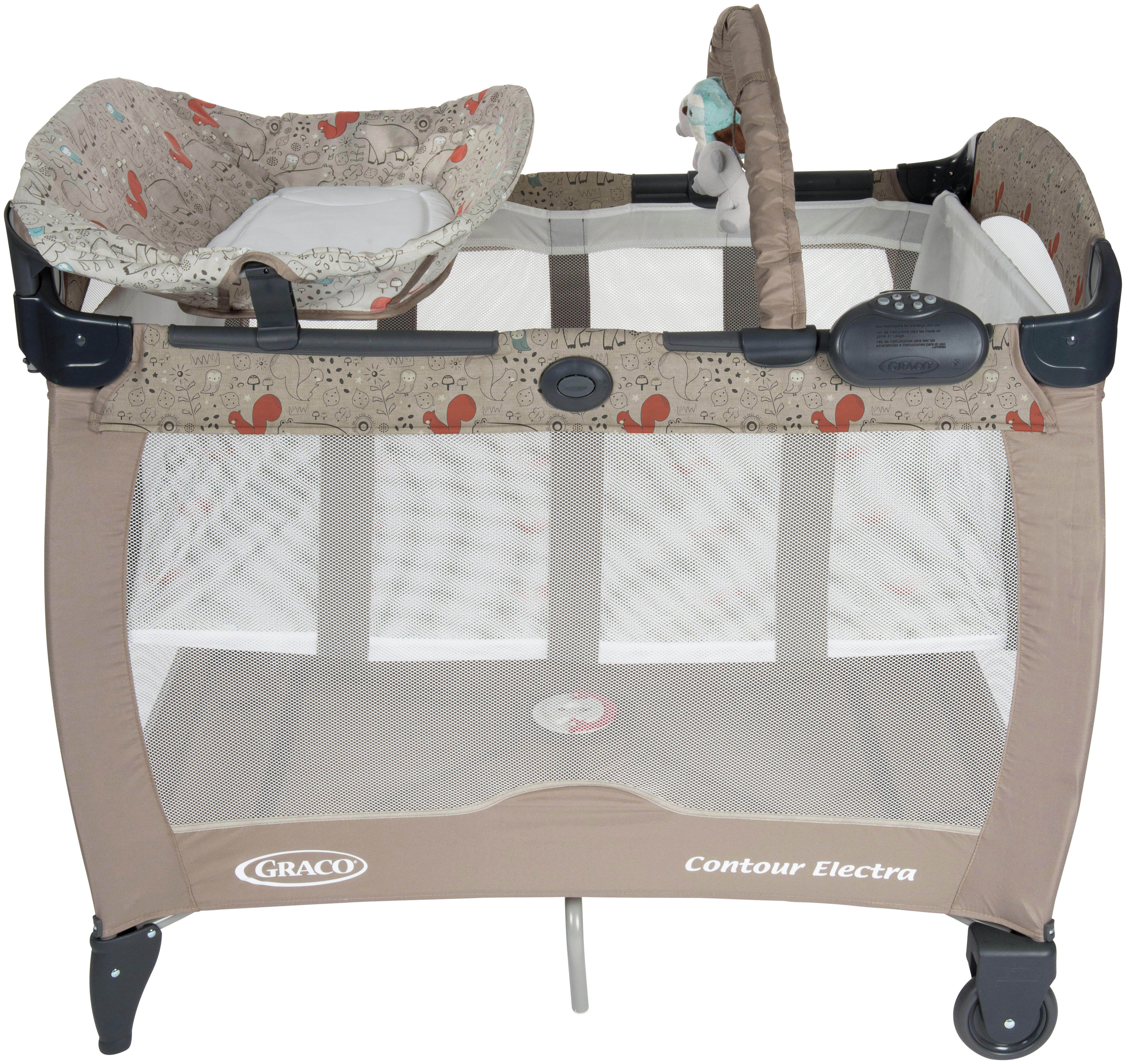 Image of Graco Contour Electra Playard.