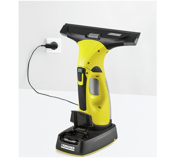 Buy karcher wv5 window vacuum charging station and battery for Window vac argos