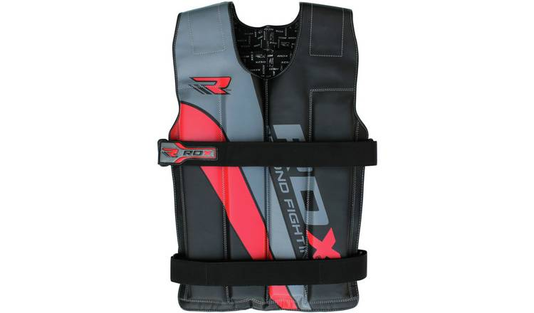 RDX 18KG Weighted Vest - Red