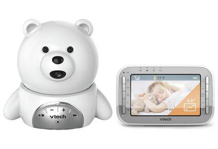 VTech Bear Baby Monitor.