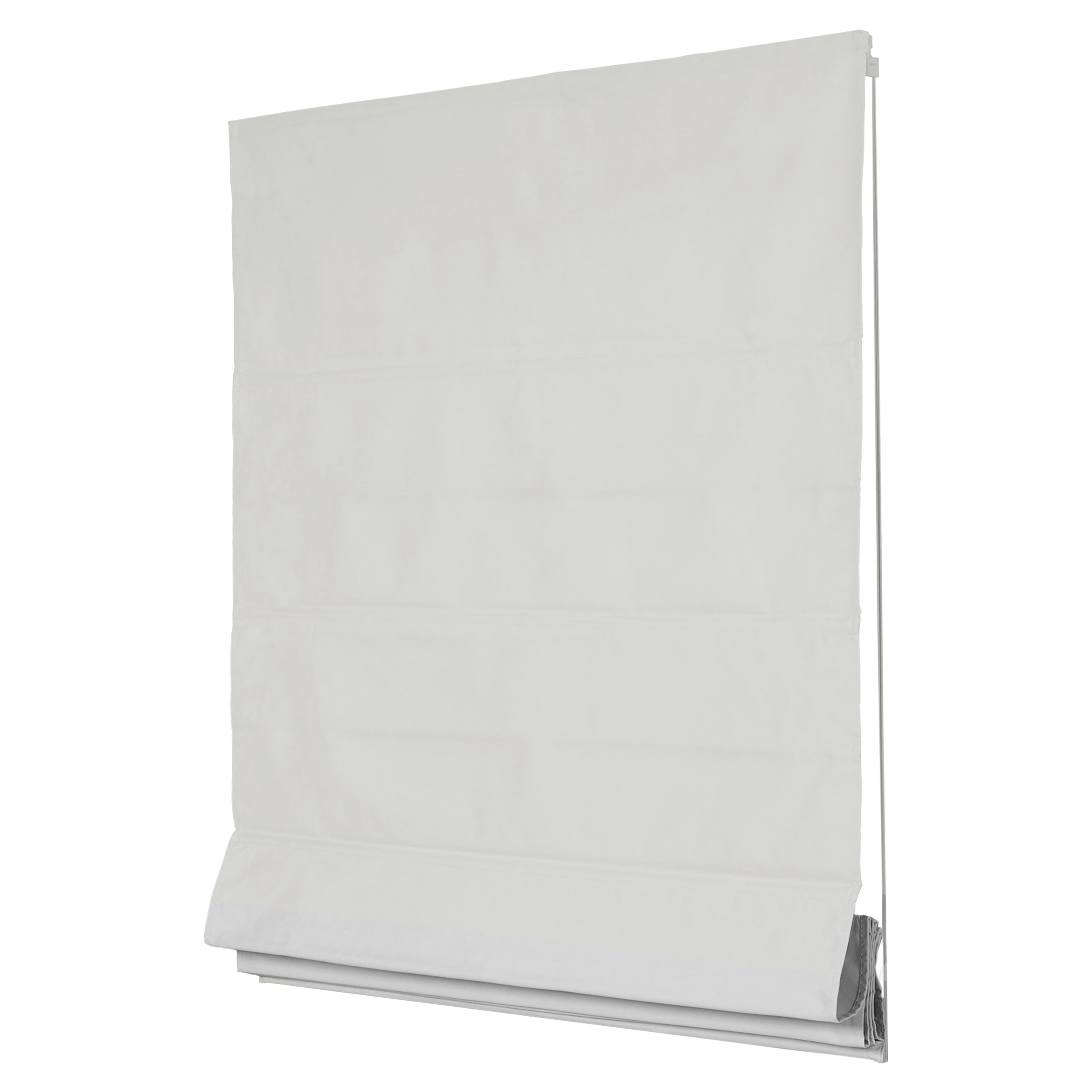 Intensions Roman Blind - 2ft - White.