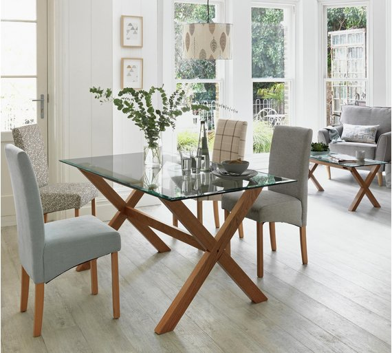 Buy Dining Room Table: Buy Heart Of House Oakington 150cm Dining Table