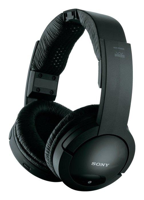 Sony Sony F865RK RF Wireless Headphones - Black.