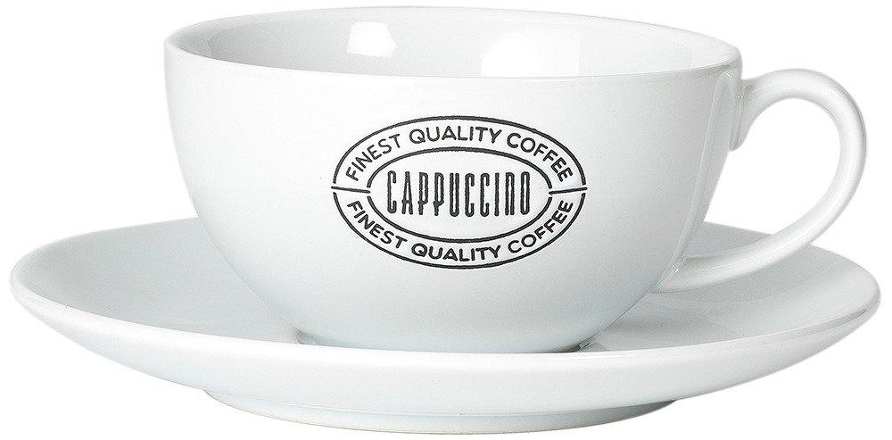 Cappuccino Mugs - Set of 2