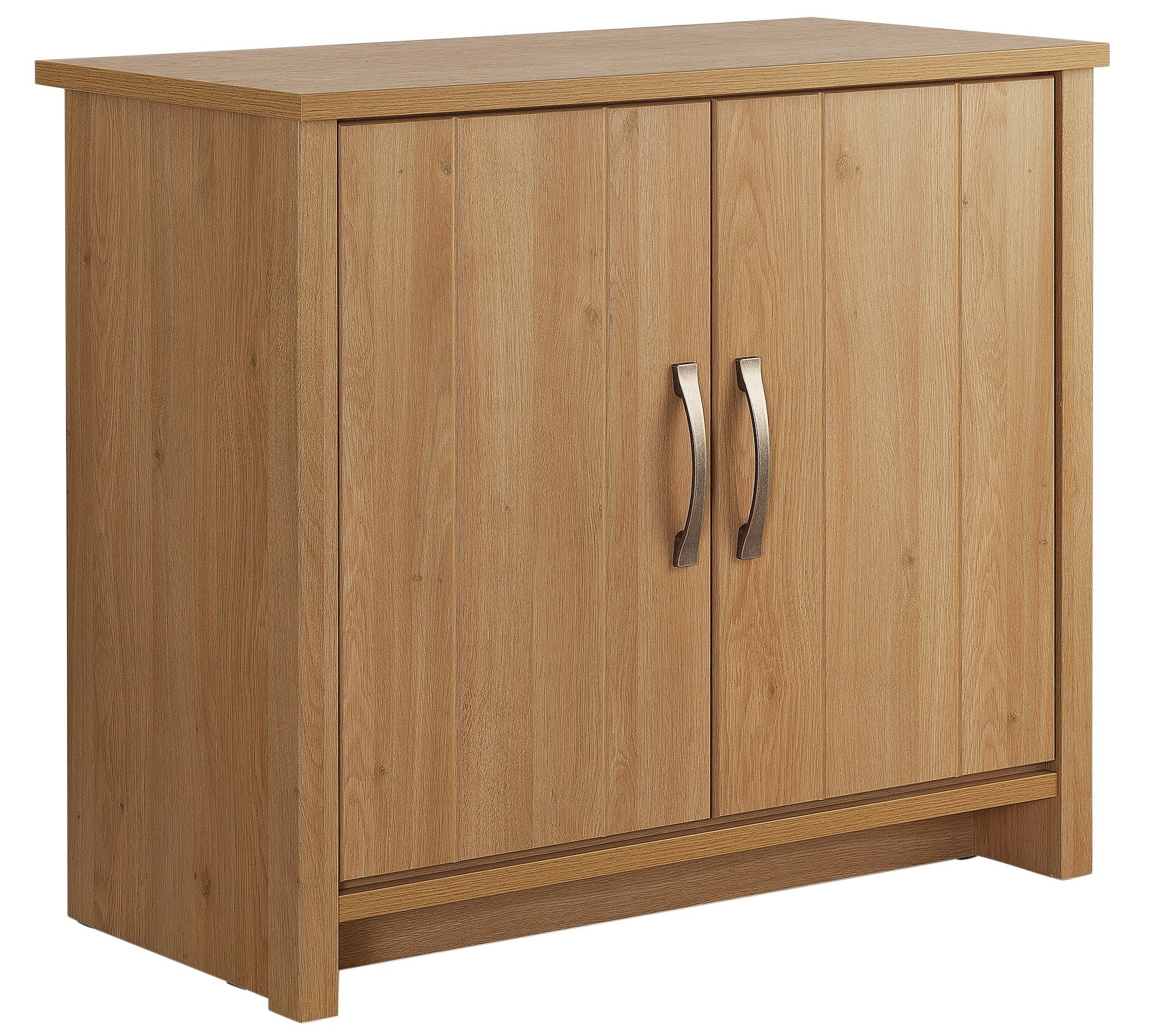 collection truro 2 door 3 drawer sideboard oak effect. Black Bedroom Furniture Sets. Home Design Ideas
