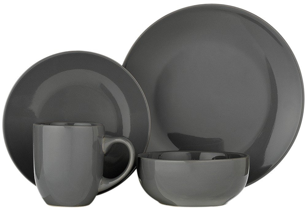 Image of Collection - Bosa 16 Piece Stoneware Dinner Set