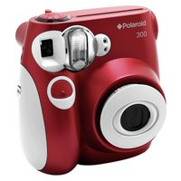 PIC 300 Instant Film Camera - Red.