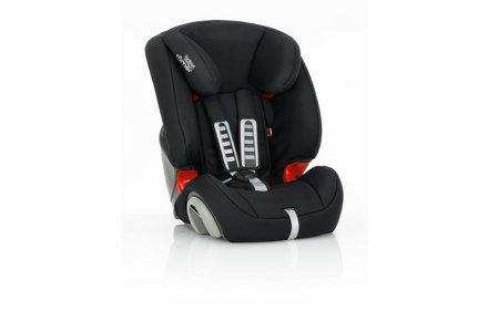 Britax Romer EVOLVA 1-2-3 Car Seat.