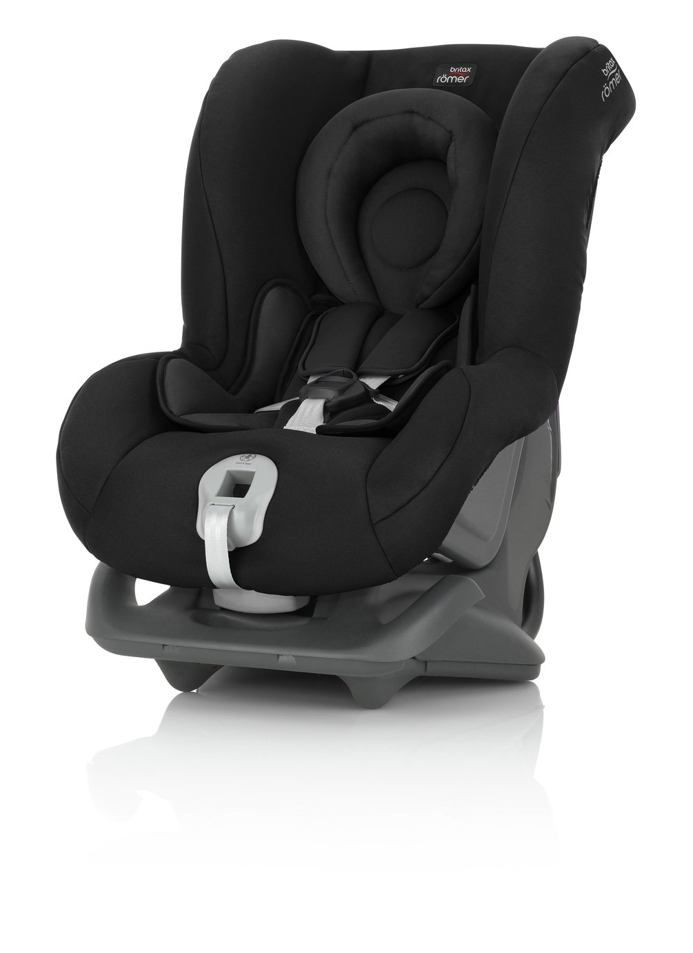 Image of Britax First Class Plus-Group 0-1 Black - Car Seat