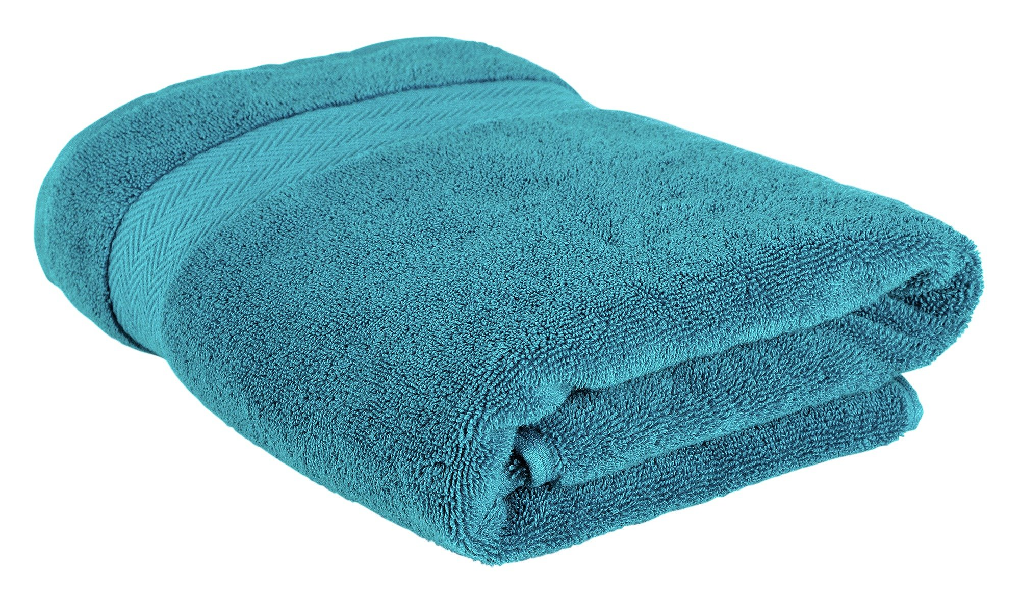 Kingsley Hygro Bath Sheet - Aqua