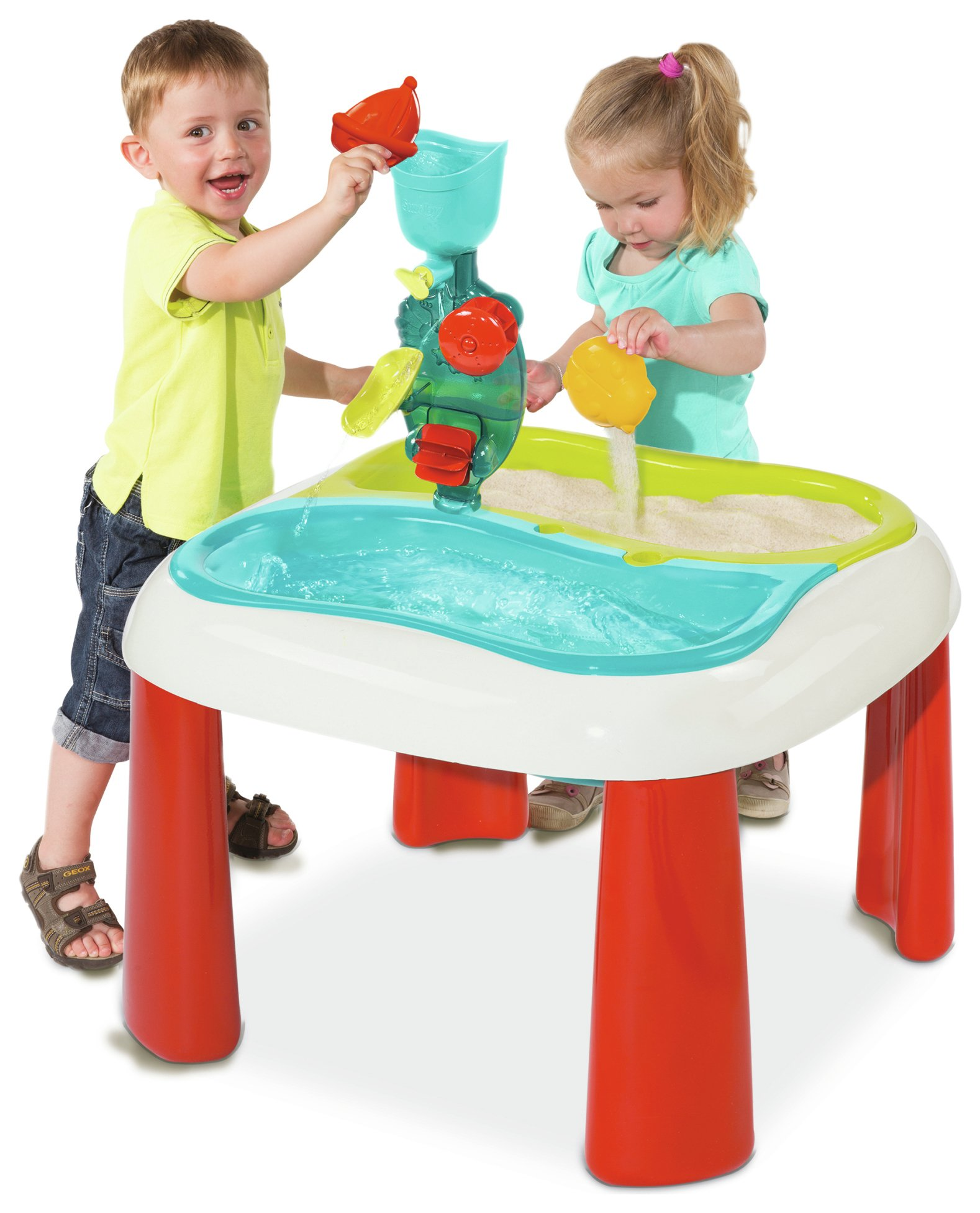 Smoby - Sand and Water Play Table
