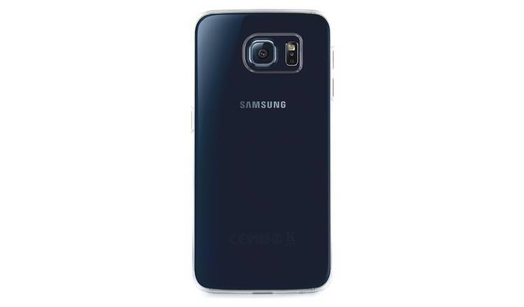 reputable site fd136 d6135 Buy Samsung Galaxy S7 Edge Case - Clear | Mobile phone cases | Argos
