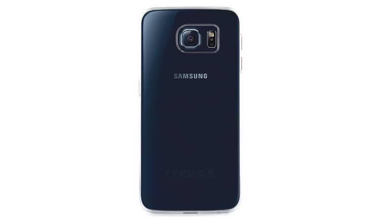reputable site 35832 3bd7e Buy Samsung Galaxy S7 Edge Case - Clear | Mobile phone cases | Argos