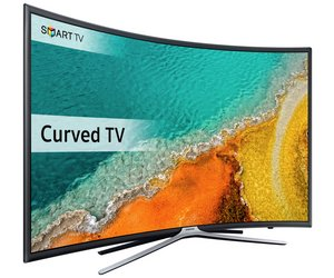 Samsung - 40 Inch - UE40K6300 - Curved - Full HD - Smart LED TV.