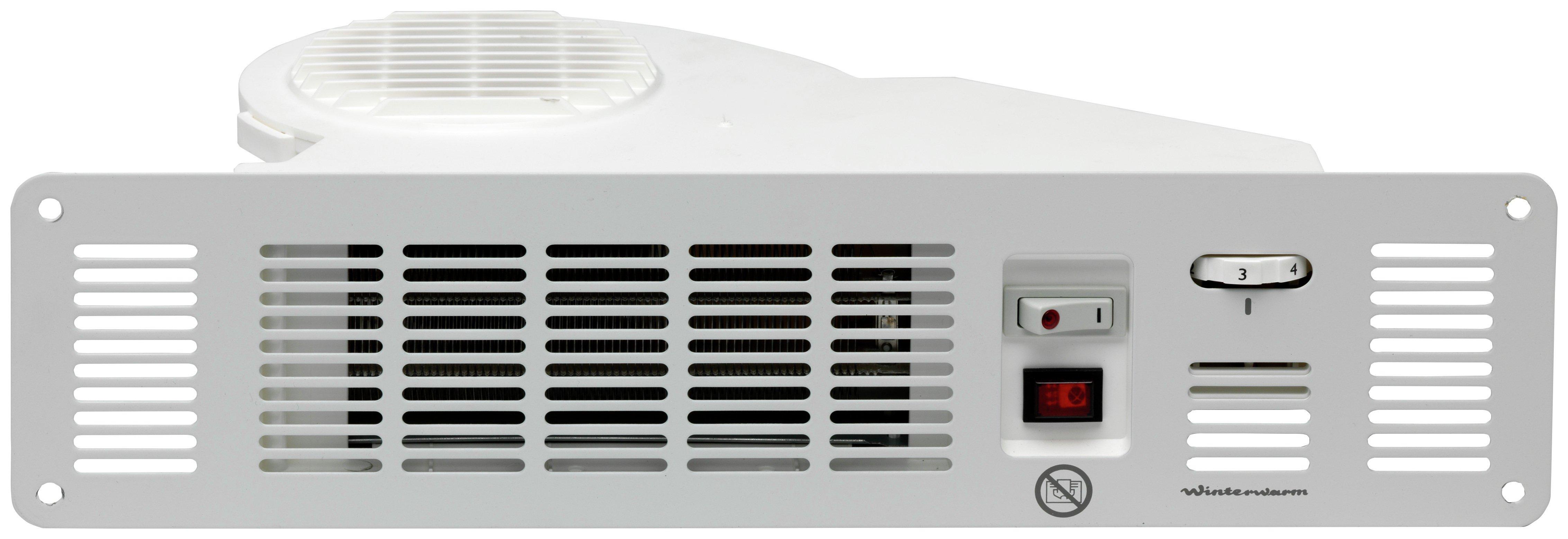 Winterwarm Wwdf20n 2kw Downflow Heater