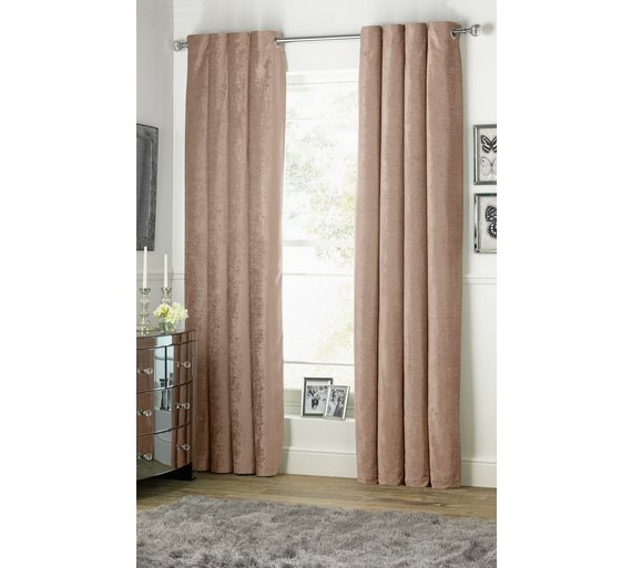 Buy Heart Of House Abberley Blkout Lined Curtains -167x182