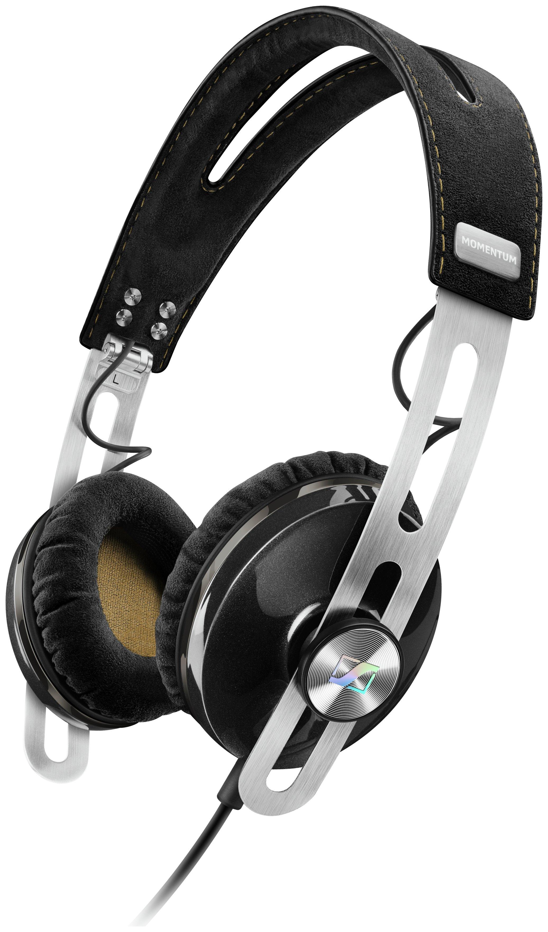 Sennheiser Sennheiser - Momentum 2 On Ear Headphones - Black
