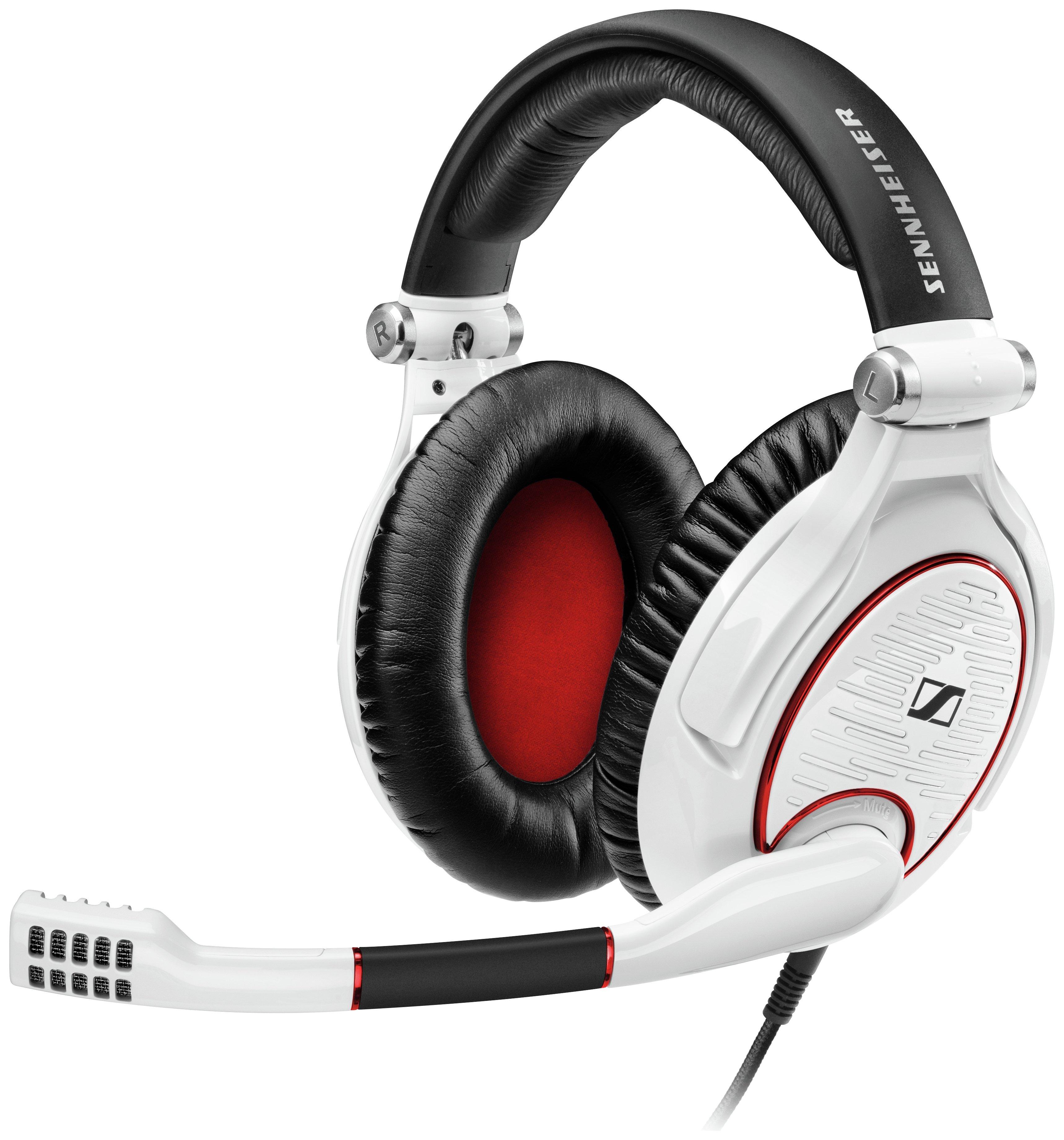 Sennheiser Game Zero Gaming Headset - Multi-Platform - White