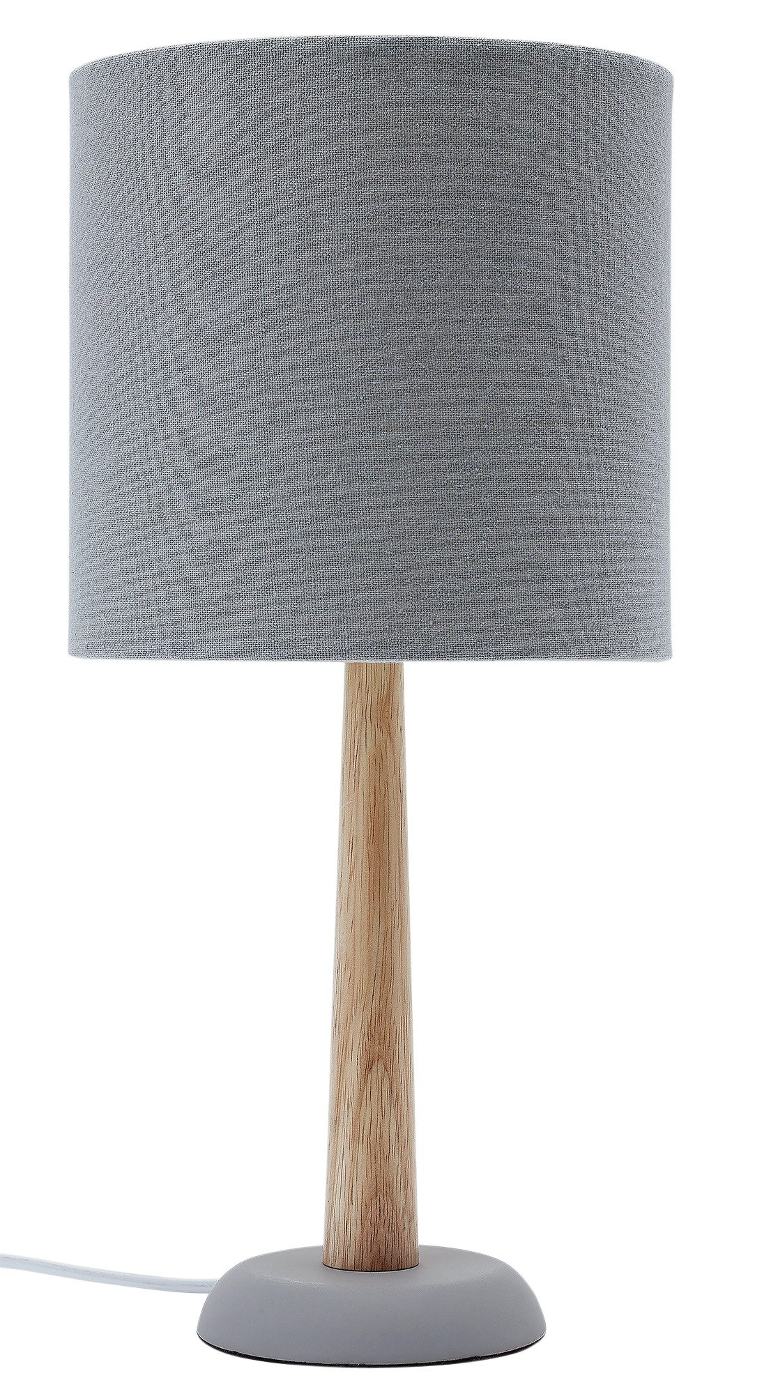 collection oslo wooden stem floor lamp grey. Black Bedroom Furniture Sets. Home Design Ideas
