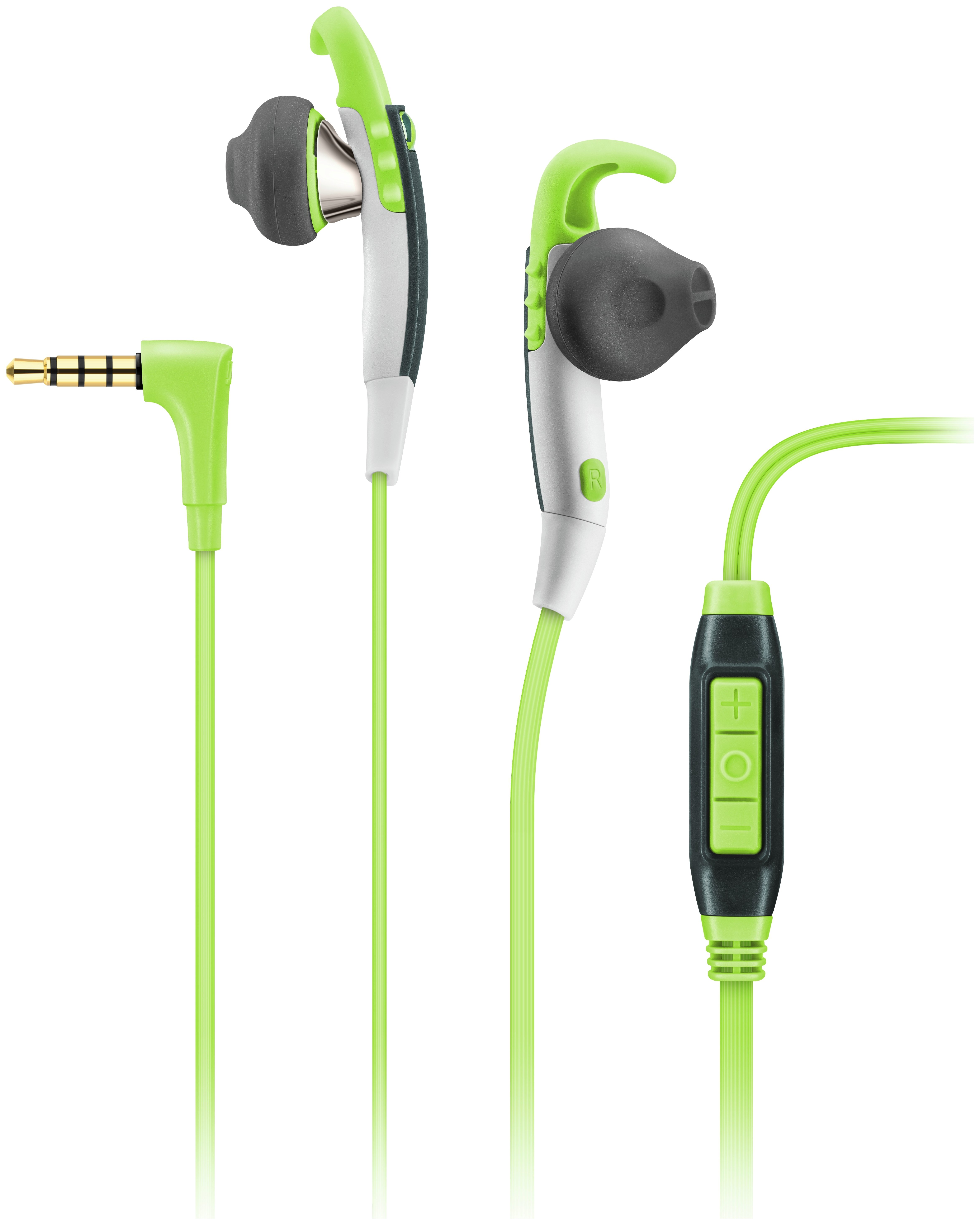 Sennheiser Sennheiser - MX 686G In Ear Headphones - Green