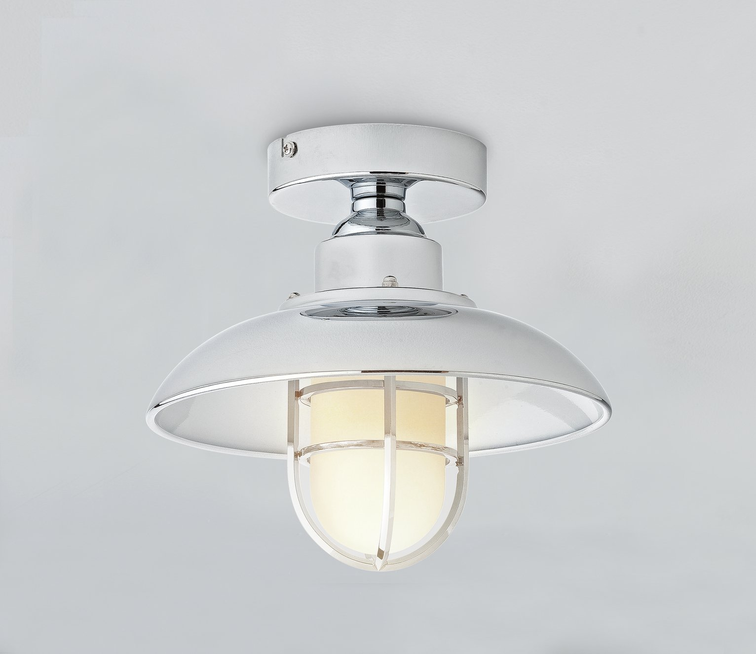 Bathroom Lighting Kent buy collection kildare fisherman lantern bathroom light - nickle