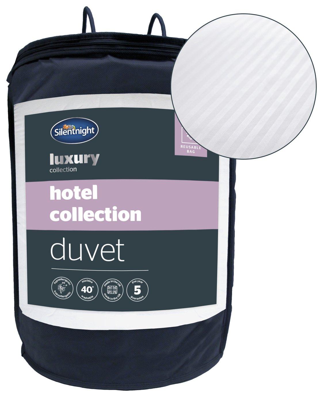 silentnight  hotel collection  105 tog  duvet  kingsize
