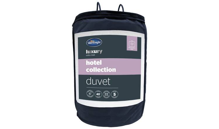 Silentnight Hotel Collection 10.5 Tog Duvet - Kingsize