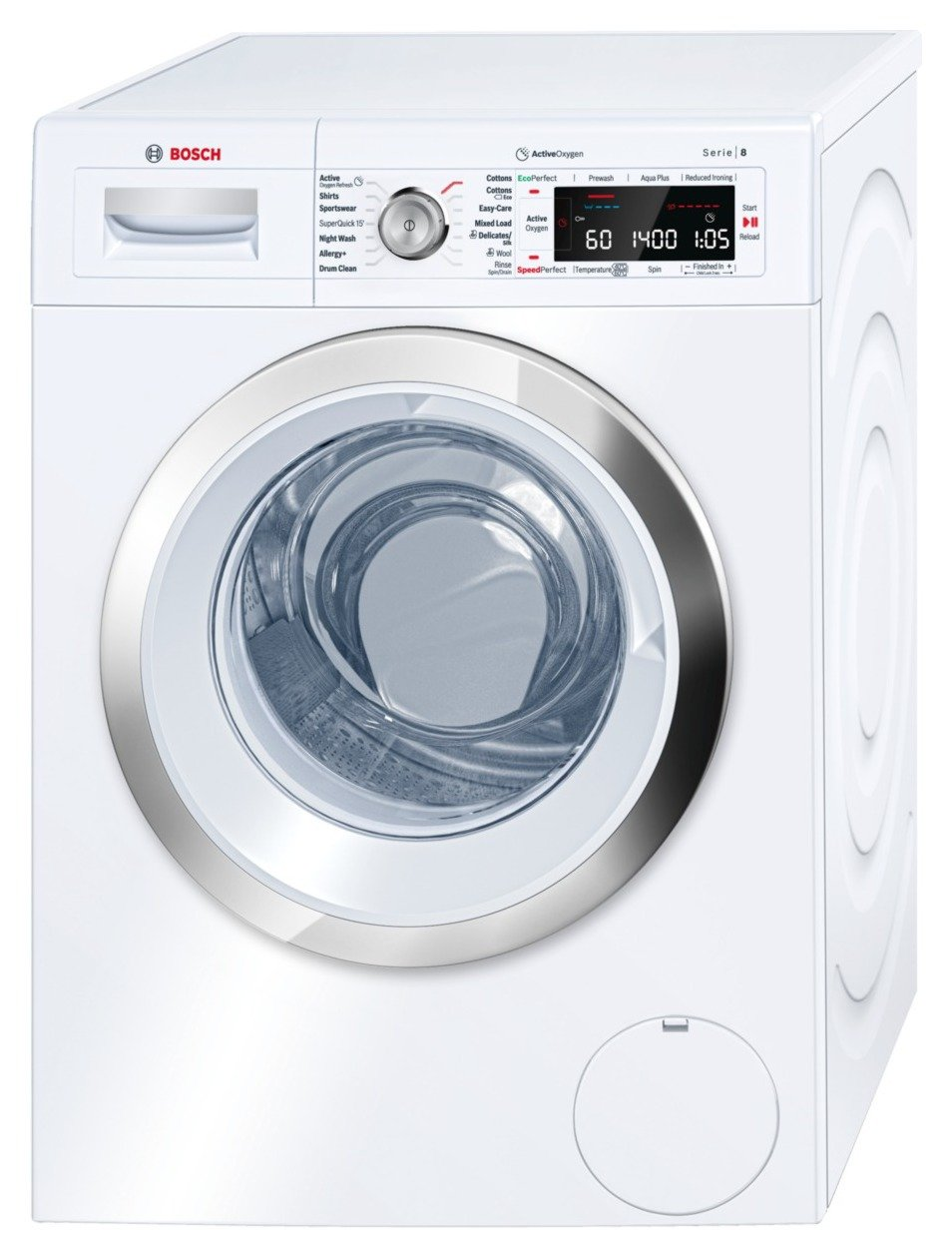 Image of Bosch Active Oxygen WAW28750GB A+++30% 9kg    in