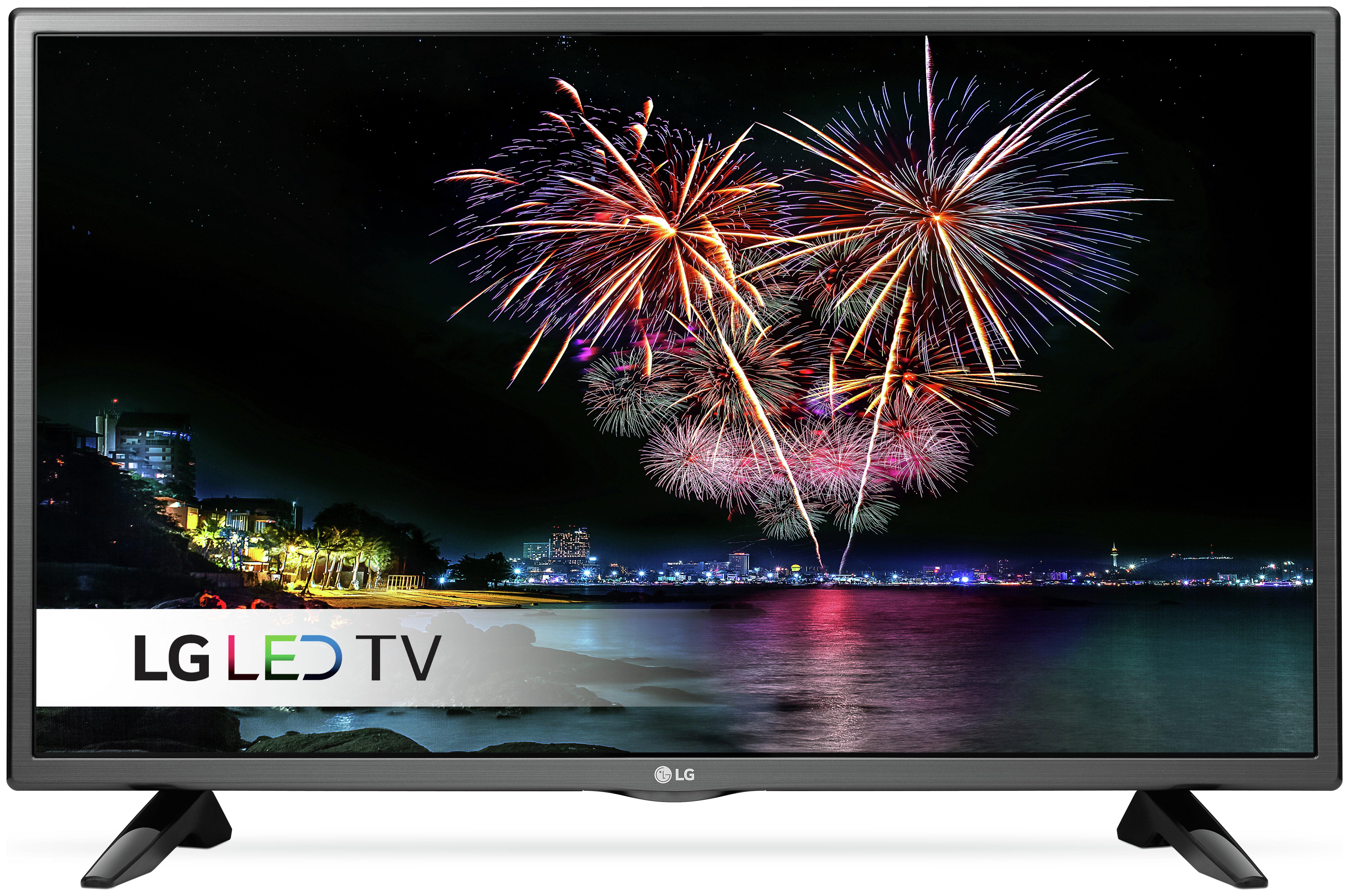 LG LG 32LH510U 32 Inch LED Freeview HD TV.
