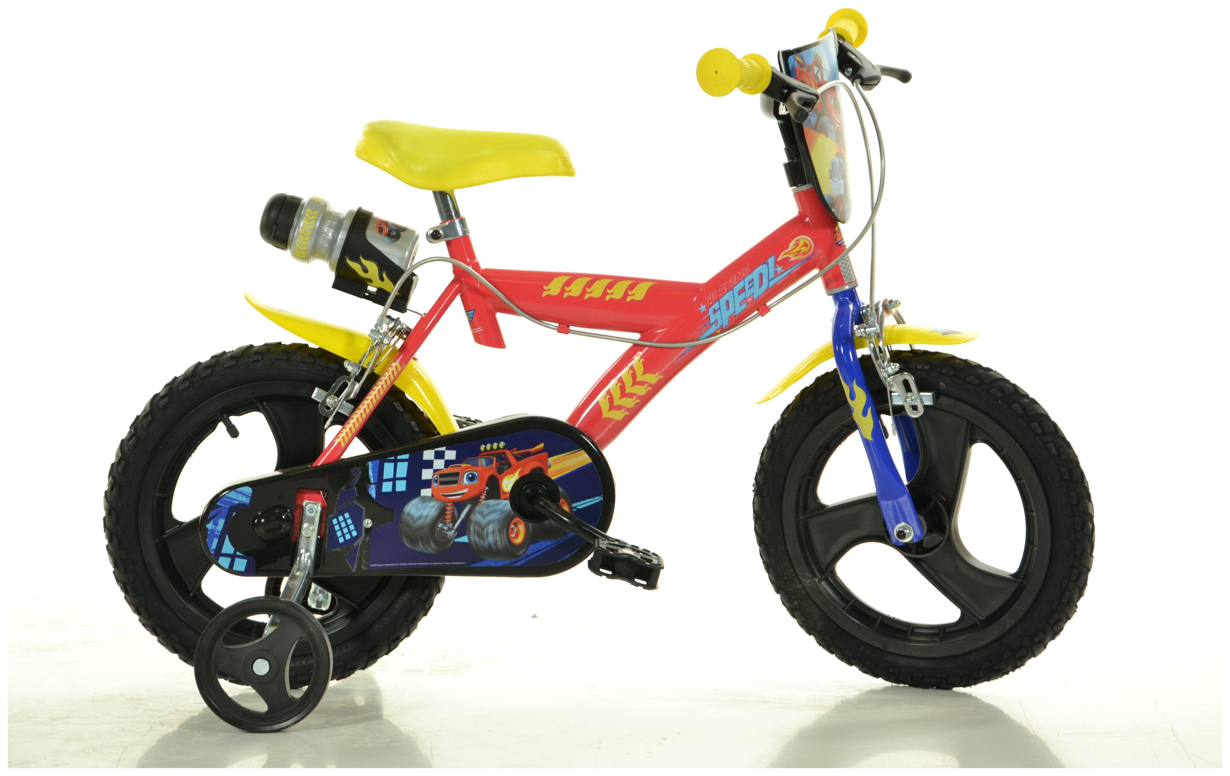 Image of Blaze 14 Inch Bike.