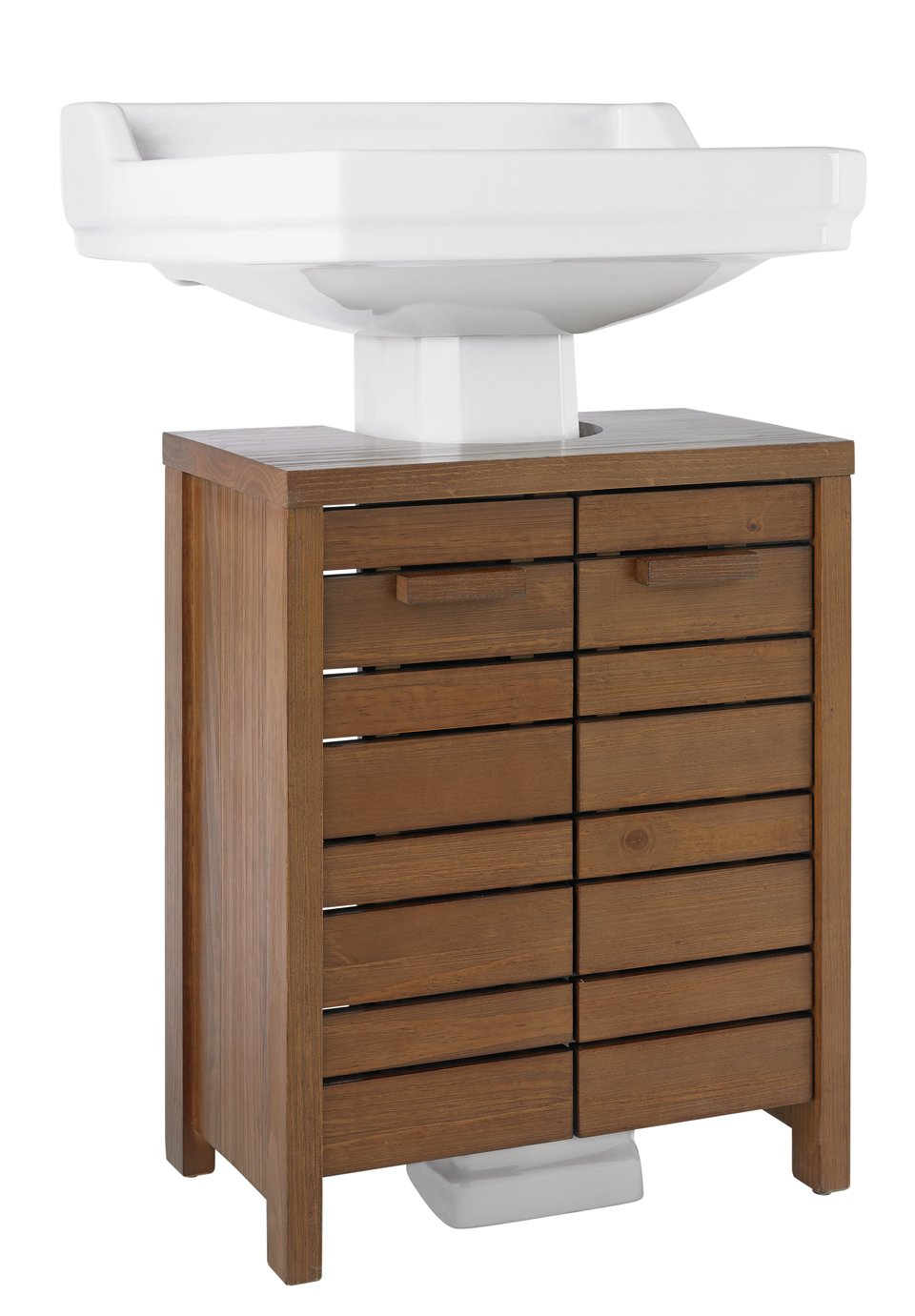 Argos Home Cranbrook Solid Pine Undersink Storage review