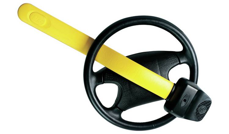 Stoplock Pro Car Steering Wheel Lock