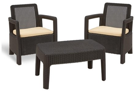 Image of Keter Tarifa Balcony Set.