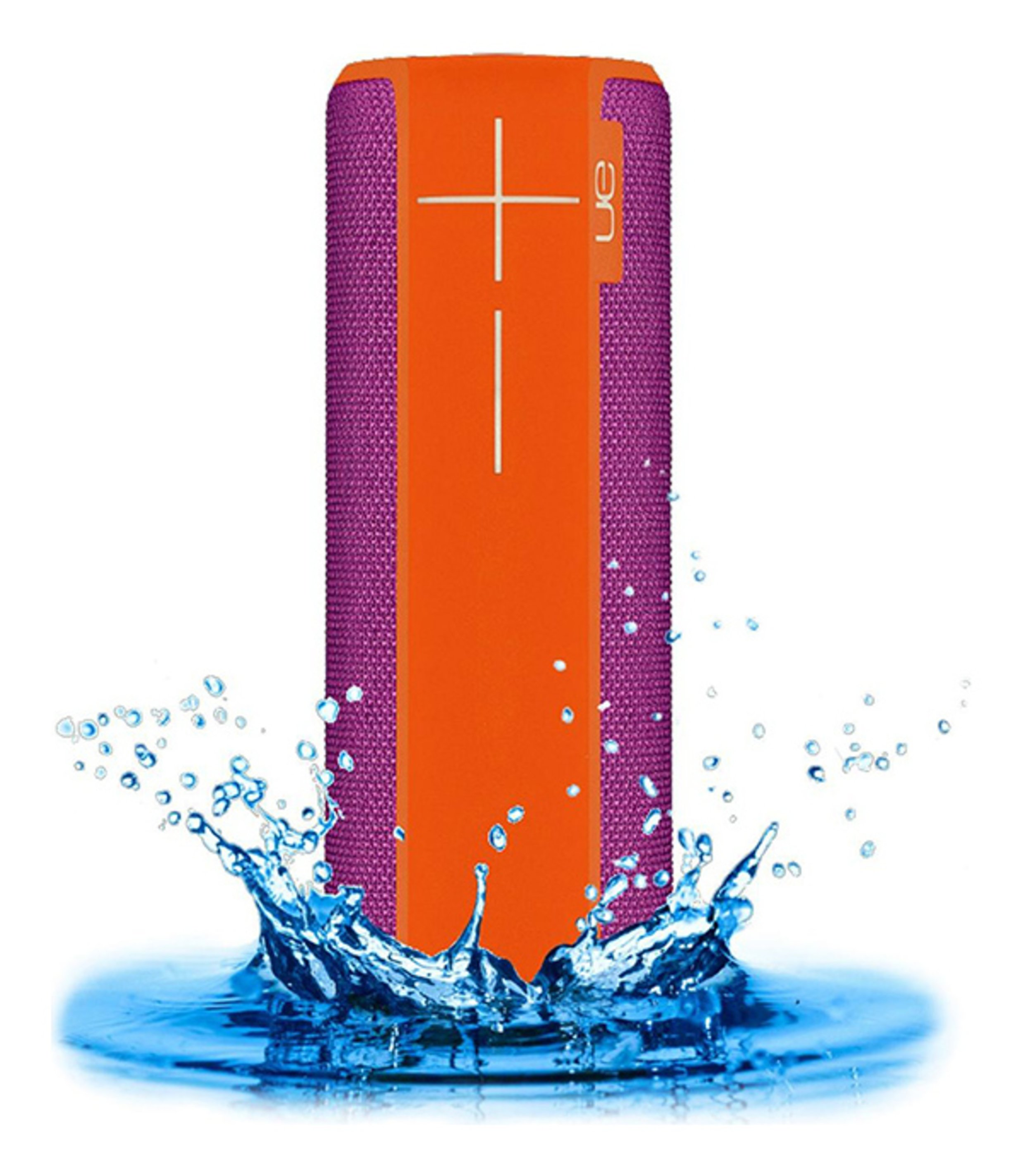 UE BOOM 2 By Ultimate Ears Bluetooth Portable Speaker-Orange