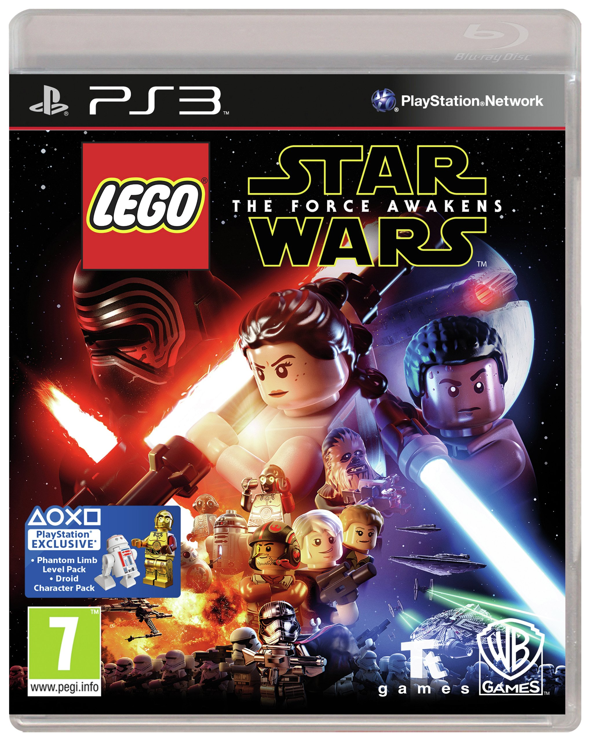 LEGO - Star Wars - The Force Awakens - PS3 Game