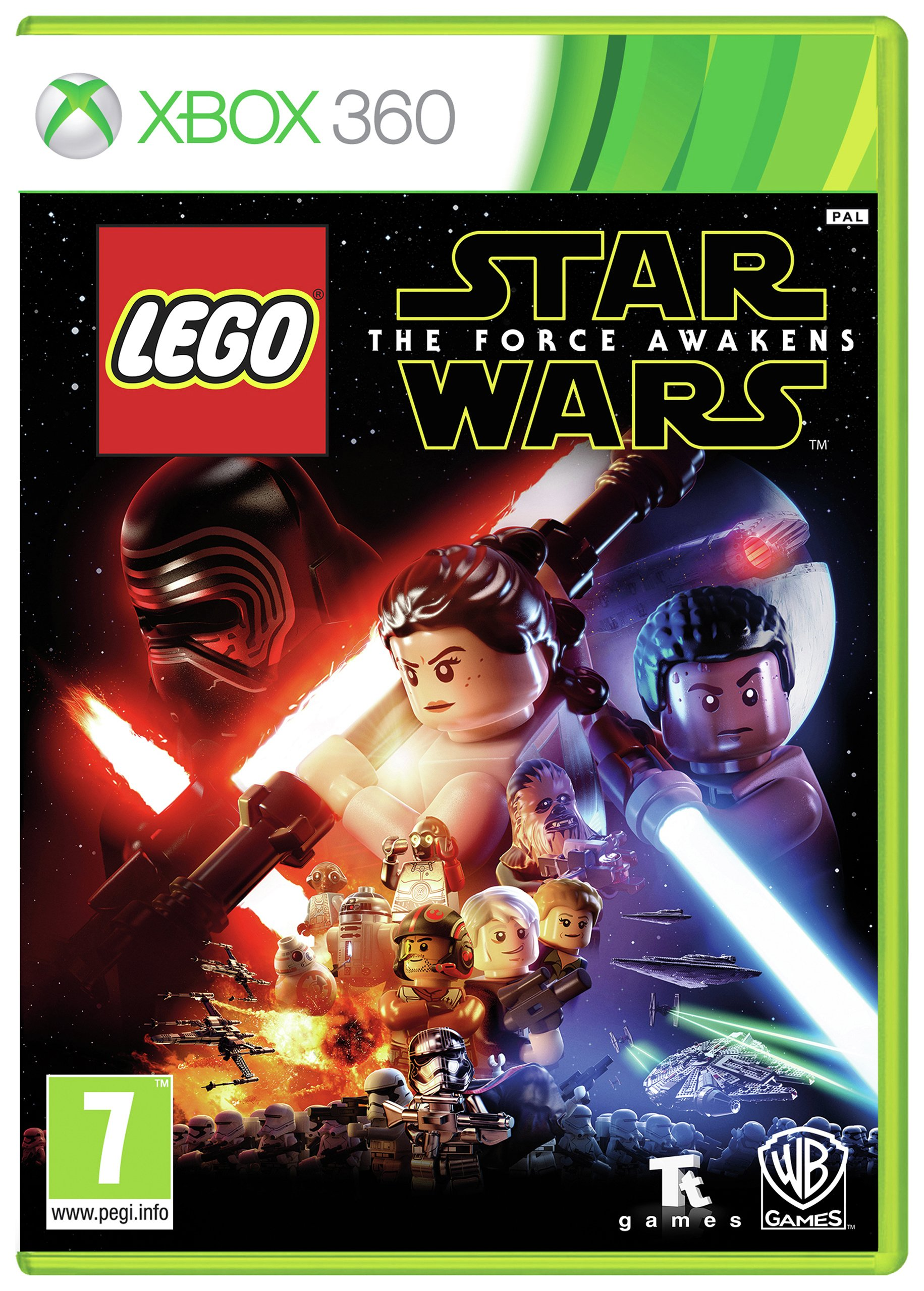 Buy LEGO Star Wars: The Force Awakens Xbox 360 Game | Xbox 360 games ...