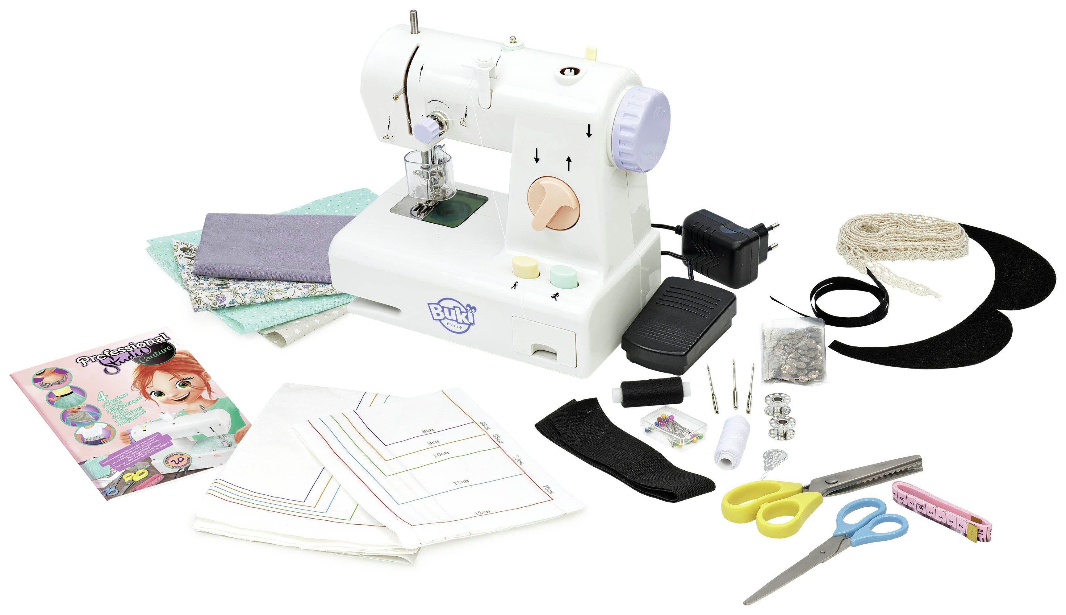 Buki Professional Sewing Machine.