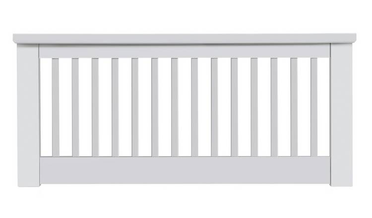Argos Home Aubrey Small Double Headboard - White