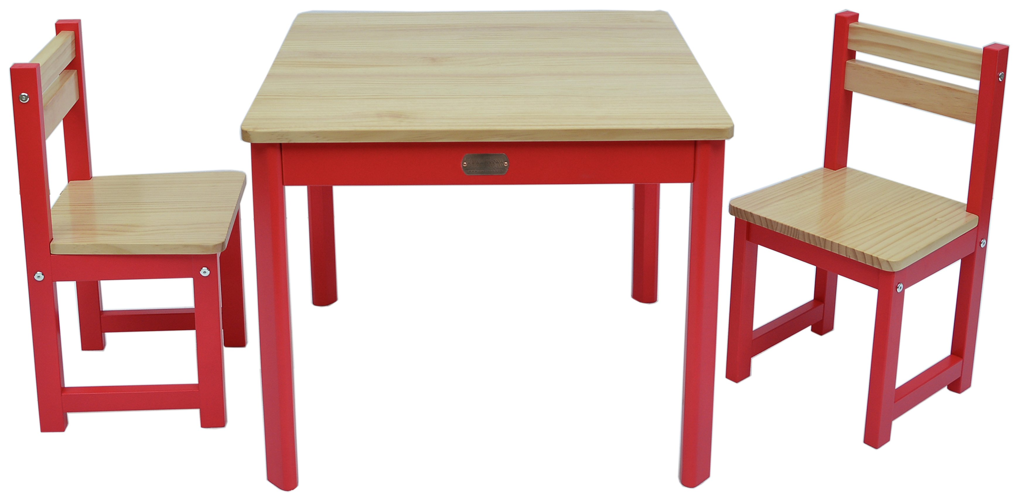 Tikk tokk boss wooden nursery table and chairs octer for 99 normal table