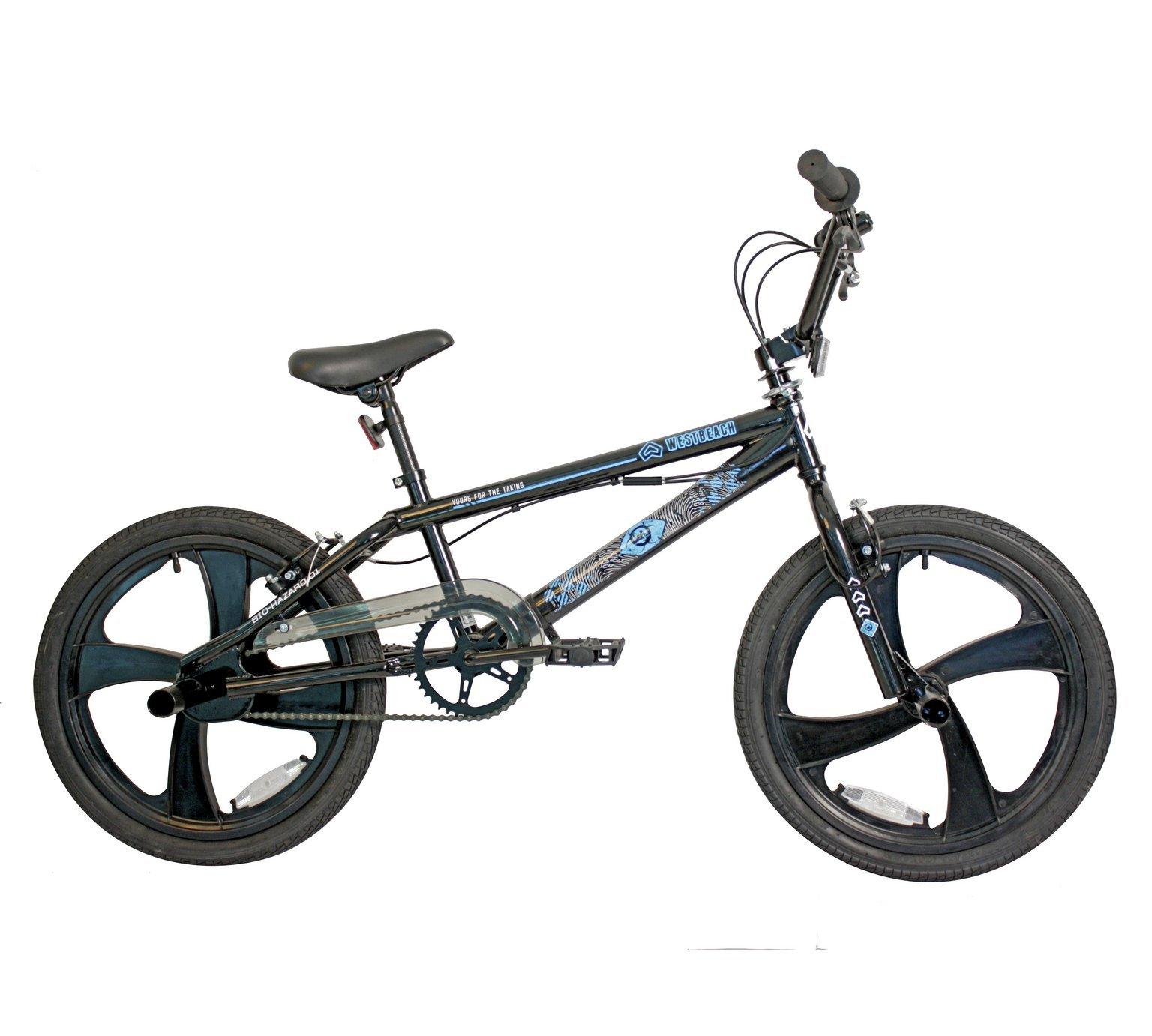 Westbeach Bio Hazard Mag Gyro BMX Bike