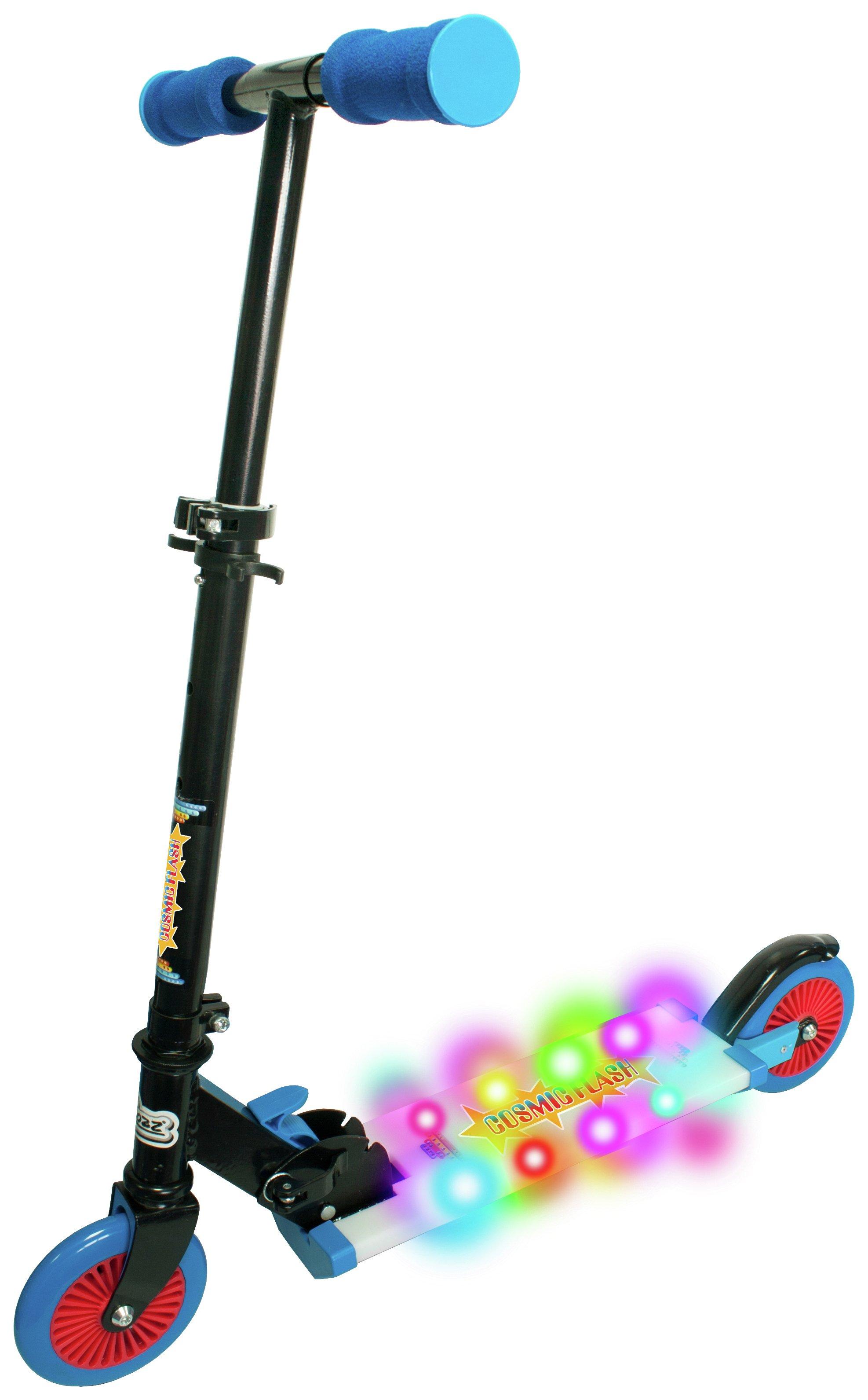 Ozbozz - Cosmic - Scooter- Light Blue